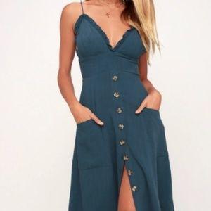 Lisbeth Midi Dress